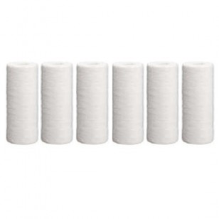 SDC-45-1005 Hydronix Whole House Sediment Filter Cartridge (6-Pack)