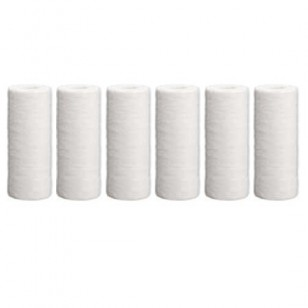 SDC-45-1010 Hydronix Whole House Sediment Filter Cartridge (6-Pack)