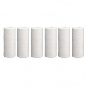SDC-45-1020 Hydronix Whole House Sediment Filter Cartridge (6-Pack)