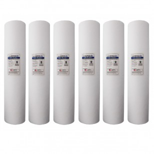 SDC-45-2020 Hydronix Sediment Water Filter 6-Pack