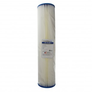 SPC-45-2001 Hydronix Pleated Sediment Water Filter