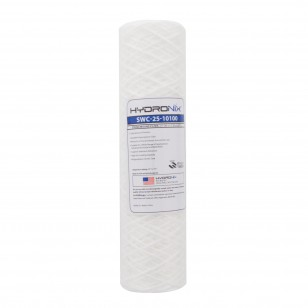 SWC-25-10100 Hydronix String Wound Sediment Water Filter