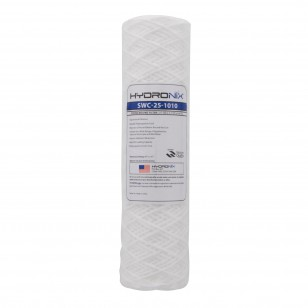 SWC-25-1010 Hydronix String Wound Sediment Water Filter