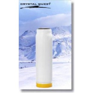 Crystal Quest 2-7/8 in x 9-3/4 in Iron Filter Cartridge