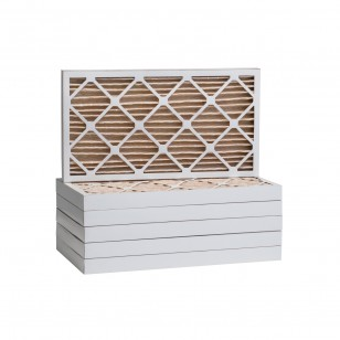 Tier1 1500 Air Filter - 12-1/2 x 24-1/2 x 2 (6-Pack)