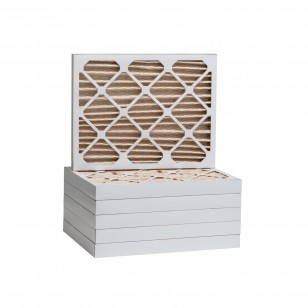 Tier1 1500 Air Filter - 20x22x2 (6-Pack)