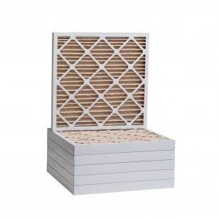 Tier1 1500 Air Filter - 21-1/2 x 21-1/2 x 2 (6-Pack)