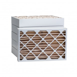 Tier1 1500 Air Filter - 16-3/8 x 21-1/2 x 4 (6-Pack)