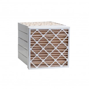 Tier1 1500 Air Filter - 21-1/4 x 21-1/4 x 4 (6-Pack)