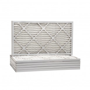 Tier1 1900 Air Filter - 12-1/2 x 24-1/2 x 1 (6-Pack)