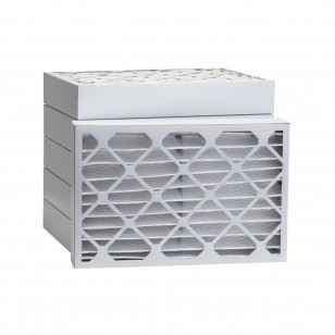 Tier1 600 Air Filter - 20x34x4 (6-Pack)