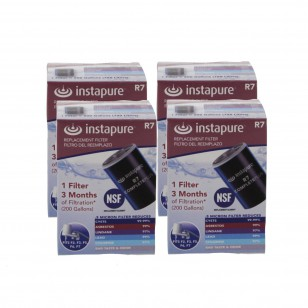 R7 Instapure CompletePlus Faucet Filter Replacement Cartridge (4-Pack)