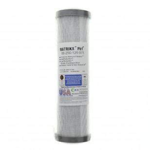 MATRIKX-Pb1-10 KX Technologies MatrikX Undersink Filter Replacement Cartridge