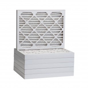 Tier1 1900 Air Filter - 20 x 22-1/4 x 2 (6-Pack)