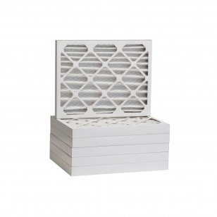 20x22x2 Merv 8 Universal Air Filter By Tier1 (6-Pack)