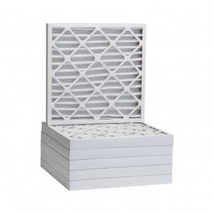 21x21x2 Filtrete 600 Dust Reduction Clean Living Comparable Filter by Tier1 (6-Pack)