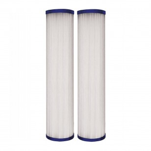 W30PE American Plumber Comparable Whole House Sediment Filter Cartridge by Tier1 (2-Pack)