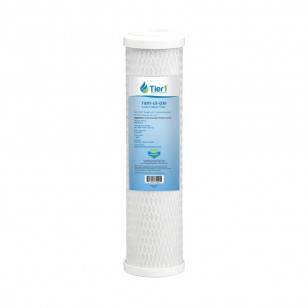 FXUTC GE SmartWater Comparable Undersink Filter Replacement Cartridge by Tier1