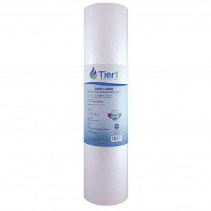 SDC-45-2001 Hydronix Comparable Whole House Replacement Sediment Filter Cartridge by Tier1