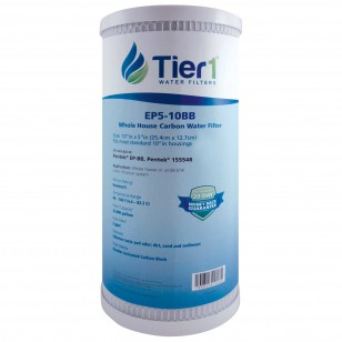 DBC-10EX2 Pentek Comparable Water Filter Cartridge Replacement by Tier1