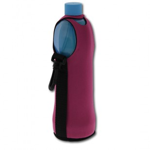 Nubo 57-3045 Bubble Gum Pink Neoprene Bottle Cover