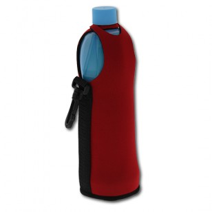 Nubo 57-3052 Volcano Red Neoprene Bottle Cover