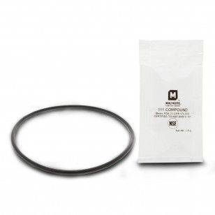 Tier1 Replacement O-Ring and Lubricant Kit For Whole House Systems Using a 2.5 Inch Replacement Filter