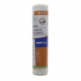 OmniFilter RS12-SS6-05 Polypropylene Sediment Filter