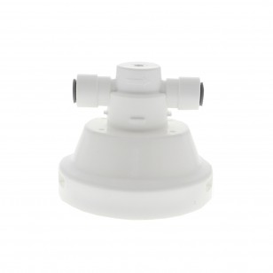 ELF-VALVED-HEAD-KK Omnipure Valved Water Filter Head