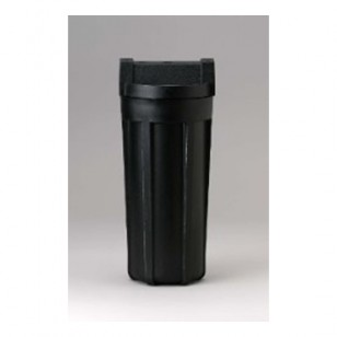 158319 Pentek Slim Line High Temp Filter Housing - Black