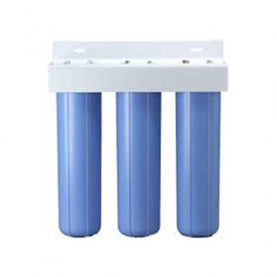 BBFS-222 Pentek Three Housing Filter System