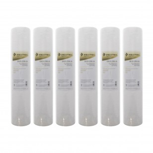 DGD-2501-20 Pentek Whole House Replacement Sediment Filter Cartridge (6-Pack)