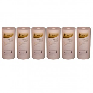 DGD-2501 Pentek Whole House Filter Replacement Cartridge (6-Pack)