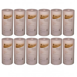 DGD-7525 Pentek Whole House Replacement Sediment Filter (12-Pack)