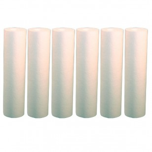 DGD-7525-20 Pentek Whole House Replacement Sediment Filter (6-Pack)