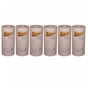 DGD-7525 Pentek Whole House Replacement Sediment Filter (6-Pack)