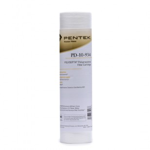 Pentek PD-10-934 Whole House Water Filter Replacement Cartridge