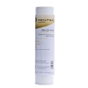 Pentek PD-25-934 Whole House Water Filter Replacement Cartridge