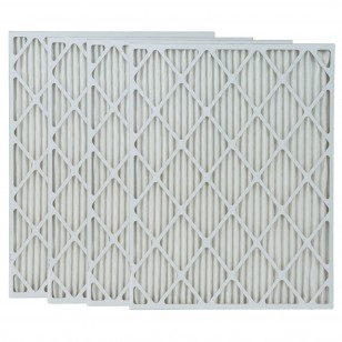 16 x 30 x 2 Inch MERV 8 Air Filters by Tier1 (4-Pack)