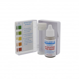 Spectrum Labs pH Test Kit