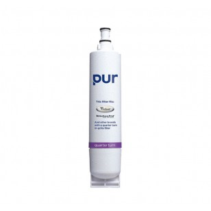 W10186668 PUR Quarter-Turn Refrigerator Water Filter