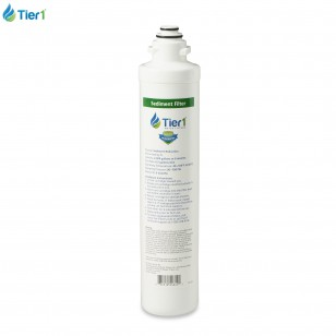 RO-QC4-SDRF 4-Stage Sediment Quick Change Reverse Osmosis Water Filter Replacement by Tier1