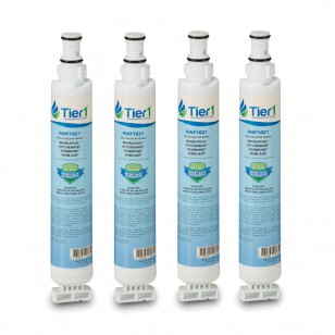EDR6D1 EveryDrop 4396701 Whirlpool Comparable Refrigerator Water Filter Replacement By Tier1 (4-Pack)