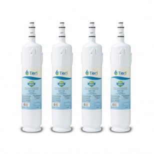 DA29-00012B Samsung Comparable Refrigerator Water Filter Replacement By Tier1 (4-Pack)