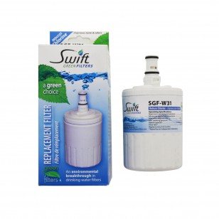 SGF-W31 Swift Green Replacement Refrigerator Water Filter