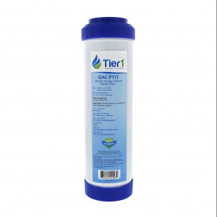 Tier1 AP117 Comparable Whole House Sediment Water Filter