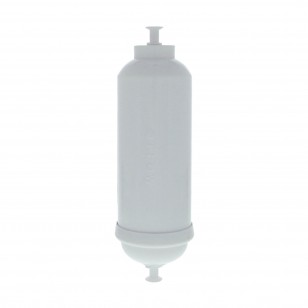 ICF-6Q Coconut Shell Granular Activated Carbon Inline Water Filter by Tier1