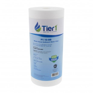 DGD-2501 Tier1 Pentek Comparable Whole House Sediment Water Filter