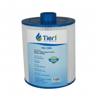 C-8450 & PCS50N Comparable Pool and Spa Filter by Tier1