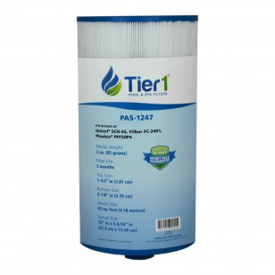 5 5/16-inch x 10-inch Replacement Pool and Spa Filter by Tier1
